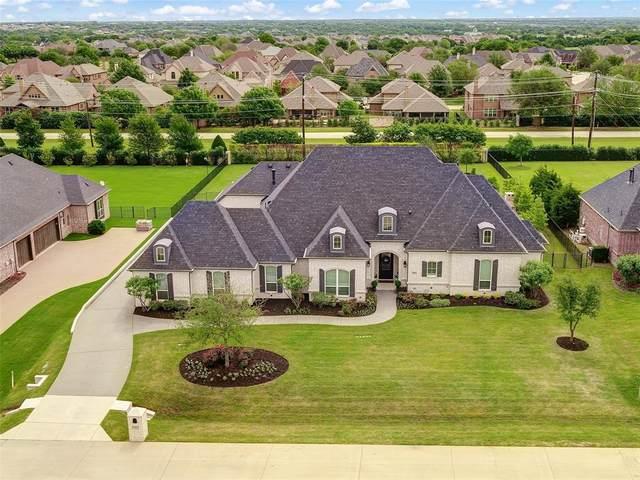 1360 Whispering Meadows Way, Prosper, TX 75078 (MLS #14579702) :: Real Estate By Design