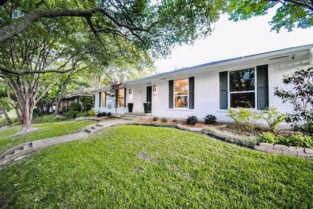 307 Lawndale Drive, Richardson, TX 75080 (MLS #14579709) :: Bray Real Estate Group
