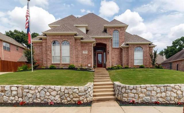8212 Fenwick Drive, North Richland Hills, TX 76182 (MLS #14579739) :: Bray Real Estate Group