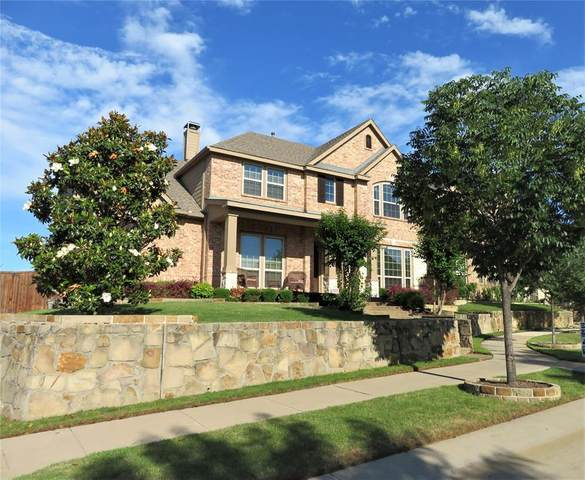 613 Lavaine Lane, Lewisville, TX 75056 (#14579749) :: Homes By Lainie Real Estate Group