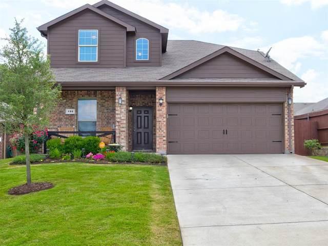 196 Bridlewood Street, Azle, TX 76020 (MLS #14579791) :: Real Estate By Design