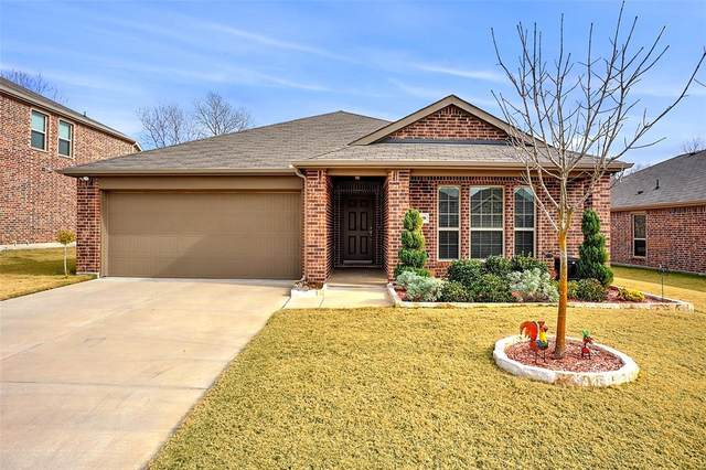 1709 Cattleman Street, Van Alstyne, TX 75495 (MLS #14579813) :: Robbins Real Estate Group