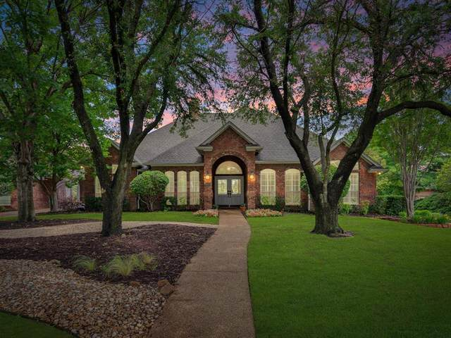1011 Chimney Hill Trail, Southlake, TX 76092 (MLS #14579819) :: Real Estate By Design