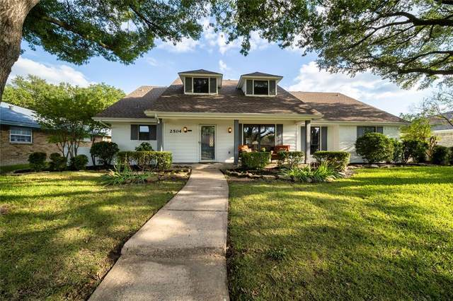 2504 Evergreen Drive, Plano, TX 75075 (MLS #14579859) :: Rafter H Realty