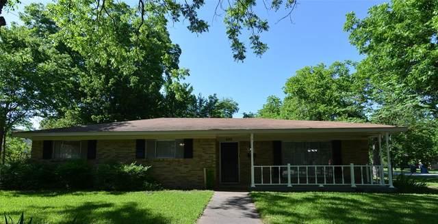 400 3rd Street, Kerens, TX 75144 (MLS #14579883) :: Russell Realty Group