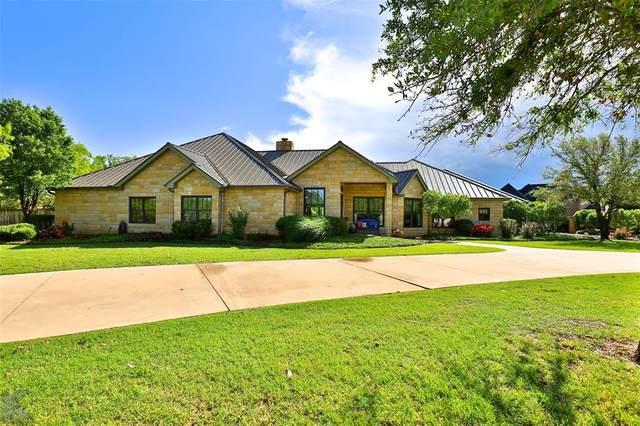 4525 La Hacienda Drive, Abilene, TX 79602 (MLS #14579899) :: All Cities USA Realty