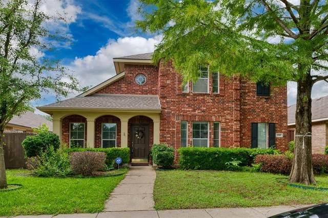 1709 Oak Brook Lane, Allen, TX 75002 (MLS #14579930) :: Wood Real Estate Group