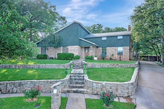 1004 Rosewood Court, Euless, TX 76039 (MLS #14579960) :: Front Real Estate Co.