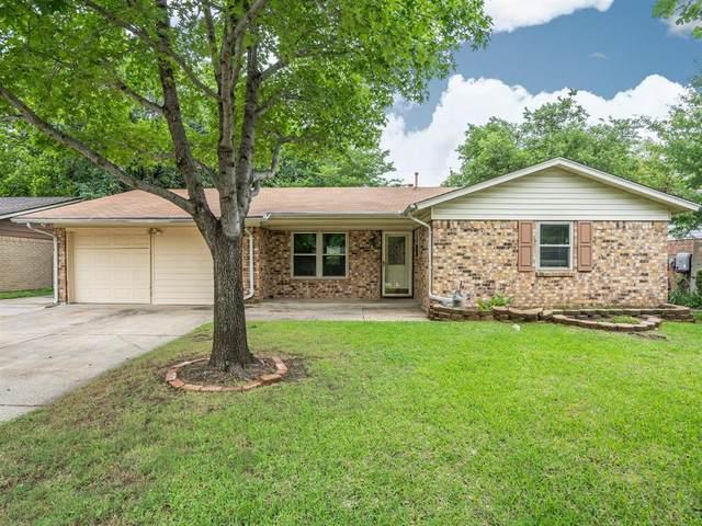 3325 Hummingbird Lane, Denton, TX 76209 (MLS #14579963) :: Real Estate By Design