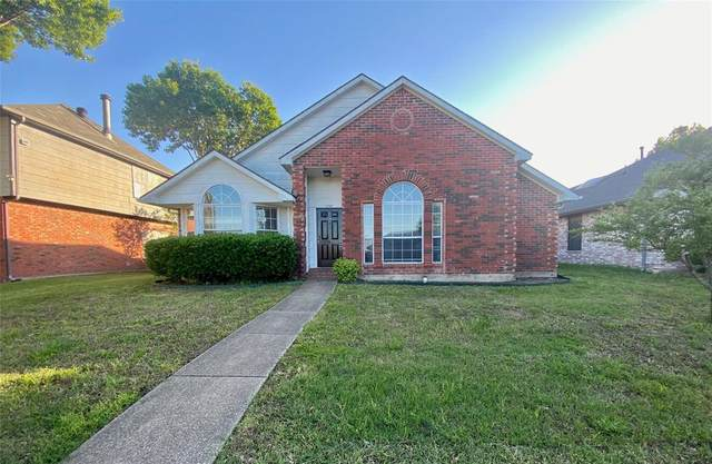 1721 Cool Springs Drive, Mesquite, TX 75181 (MLS #14579973) :: Real Estate By Design