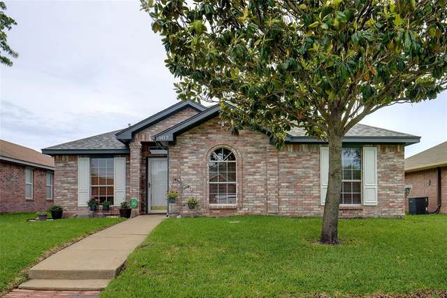 1413 Spicewood Drive, Mesquite, TX 75181 (MLS #14580012) :: Real Estate By Design