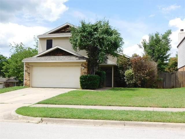 1718 Stoneway Drive, Grapevine, TX 76051 (MLS #14580016) :: Real Estate By Design