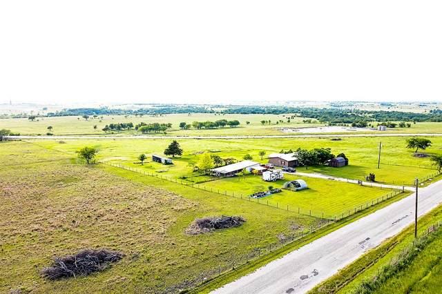 1229 County Line Tract 1 Road, Decatur, TX 76234 (MLS #14580036) :: Team Tiller