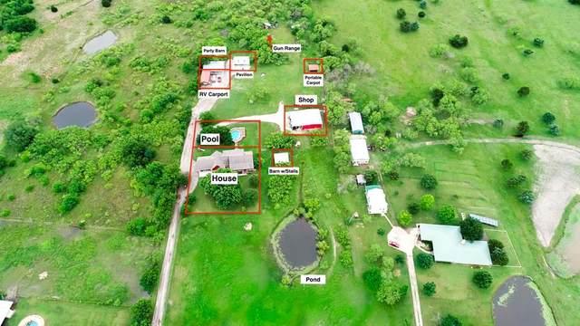 171 Fm 1183, Alma, TX 75119 (MLS #14580068) :: The Hornburg Real Estate Group