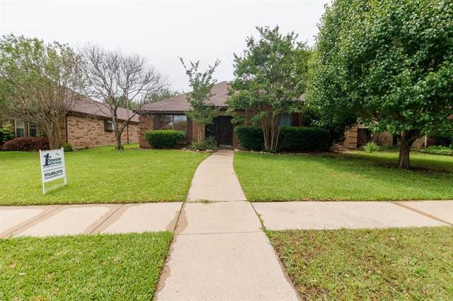 590 Julia Court, Lewisville, TX 75067 (#14580103) :: Homes By Lainie Real Estate Group