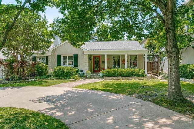 7830 Stanford Avenue, Dallas, TX 75225 (MLS #14580120) :: Robbins Real Estate Group