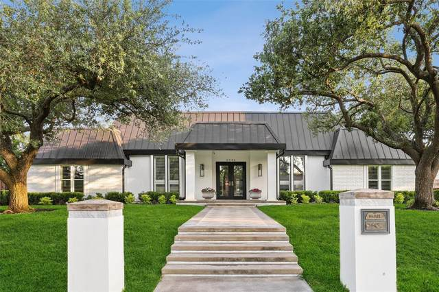 6946 Forest Glade Circle, Dallas, TX 75230 (MLS #14580134) :: Rafter H Realty