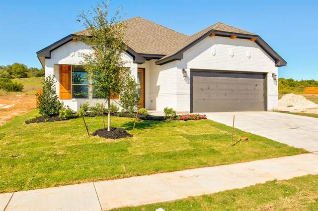 1301 Parkers Draw, Weatherford, TX 76086 (MLS #14580140) :: Real Estate By Design