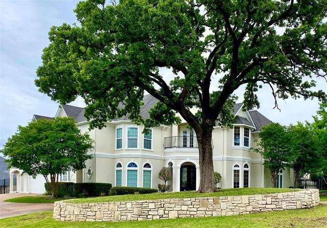 2809 Katherine Court, Dalworthington Gardens, TX 76016 (MLS #14580148) :: VIVO Realty