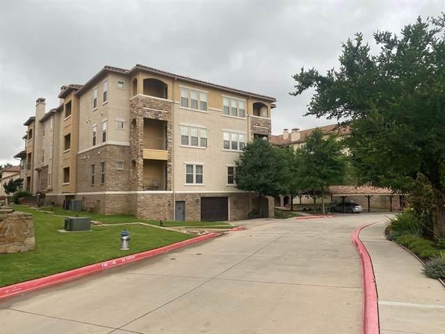6631 Via Positano #410, Irving, TX 75039 (MLS #14580162) :: Robbins Real Estate Group
