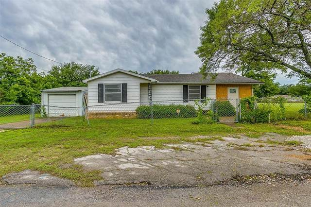 513 SW 20th Street, Mineral Wells, TX 76067 (MLS #14580200) :: Real Estate By Design