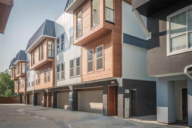 2318 Stutz Drive D3, Dallas, TX 75235 (MLS #14580227) :: Robbins Real Estate Group