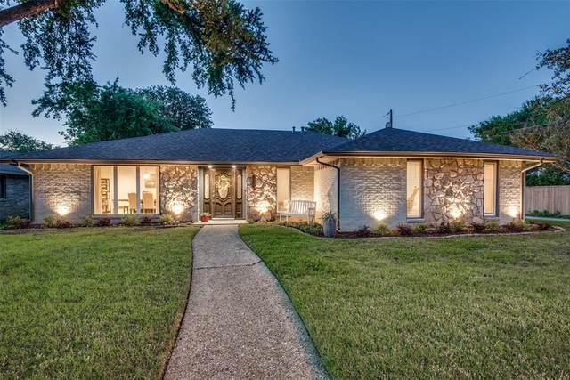 3865 Antigua Drive, Dallas, TX 75244 (MLS #14580259) :: Robbins Real Estate Group