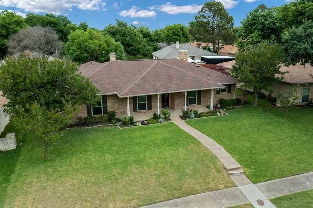 421 Los Santos Drive, Garland, TX 75043 (MLS #14580265) :: Real Estate By Design