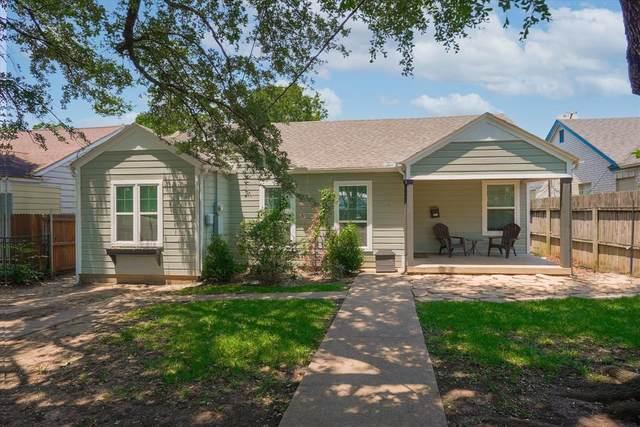 2423 Wentworth Street, Dallas, TX 75211 (MLS #14580280) :: The Kimberly Davis Group