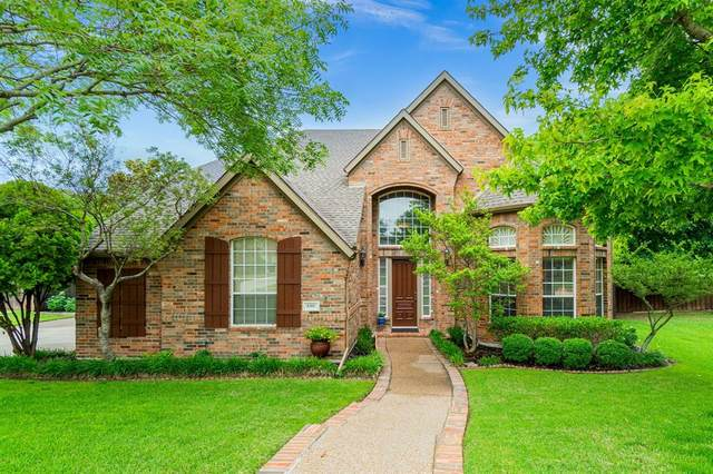136 Collin Court, Murphy, TX 75094 (MLS #14580349) :: Real Estate By Design