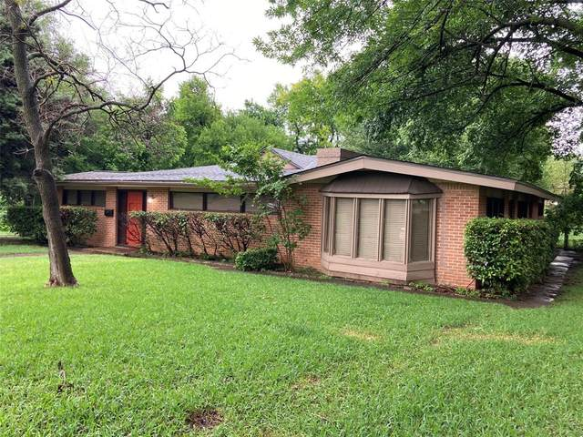 4706 Moss Point Road, Dallas, TX 75232 (MLS #14580381) :: Real Estate By Design
