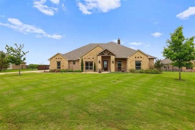 301 Addison Drive, Hudson Oaks, TX 76087 (MLS #14580389) :: Real Estate By Design
