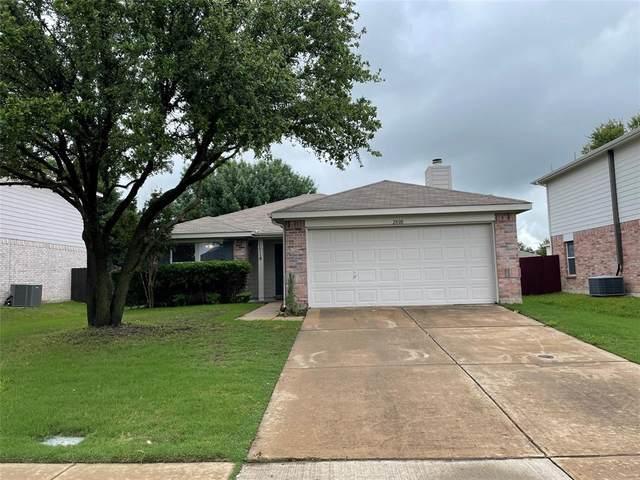 2808 Sundance Drive, Mckinney, TX 75071 (MLS #14580394) :: Robbins Real Estate Group