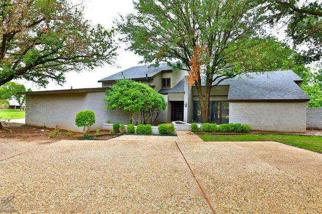 5 Winged Foot Circle, Abilene, TX 79606 (MLS #14580428) :: The Mitchell Group