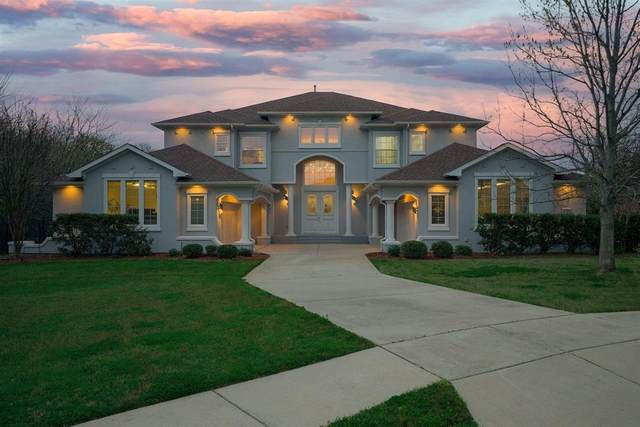 3701 Kingfisher Court, Flower Mound, TX 75022 (MLS #14580444) :: DFW Select Realty