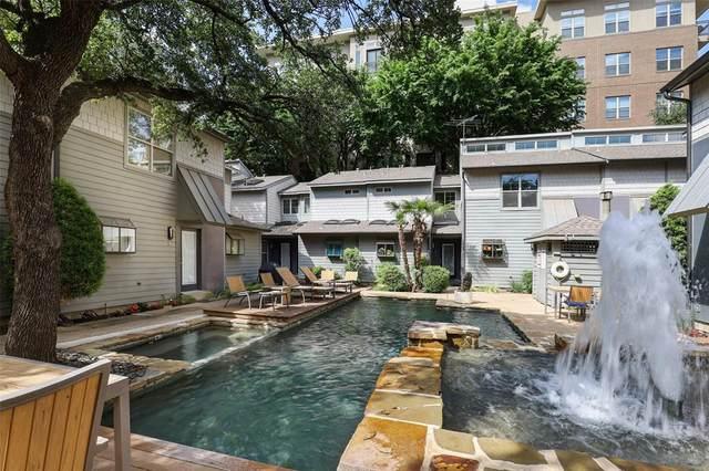 3321 Oak Grove Avenue H, Dallas, TX 75204 (MLS #14580473) :: Real Estate By Design