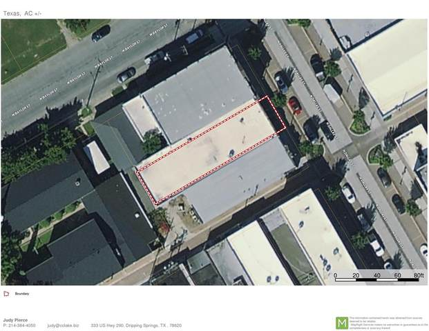 213 N Dallas Street, Ennis, TX 75119 (MLS #14580485) :: KW Commercial Dallas