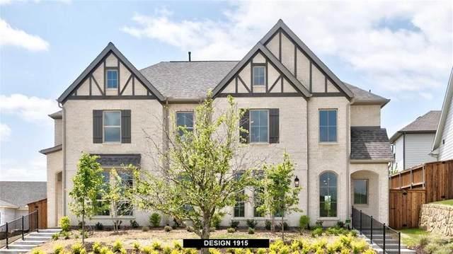 14213 Walsh Avenue, Aledo, TX 76008 (MLS #14580491) :: Craig Properties Group