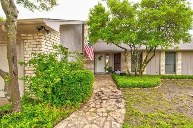 4315 Fairway Drive, Granbury, TX 76049 (MLS #14580554) :: Real Estate By Design