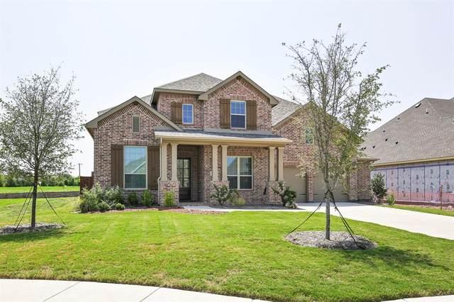231 Lake Trail Lane, Prosper, TX 75078 (MLS #14580606) :: Real Estate By Design