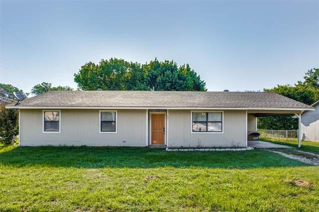 401 Elder Street, Collinsville, TX 76233 (MLS #14580639) :: Team Tiller