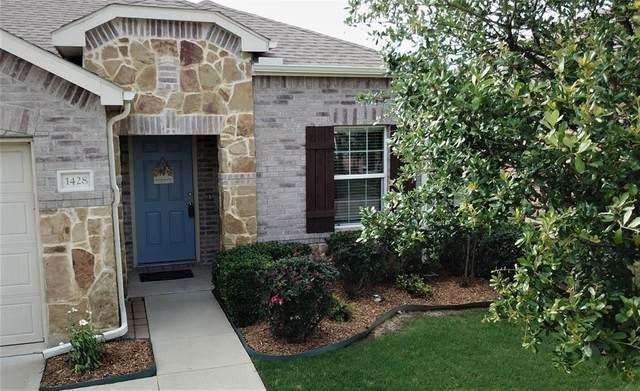 1428 Abby Creek Drive, Little Elm, TX 75068 (MLS #14580670) :: Real Estate By Design