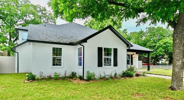 3841 Englewood Lane, Fort Worth, TX 76107 (MLS #14580777) :: Real Estate By Design