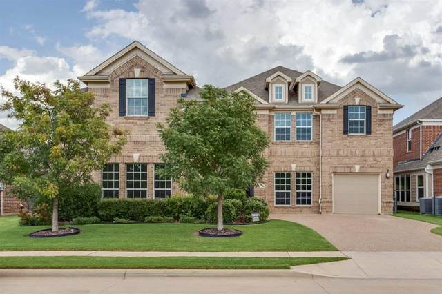 15020 Seventeen Lakes Boulevard, Fort Worth, TX 76262 (MLS #14580822) :: Real Estate By Design