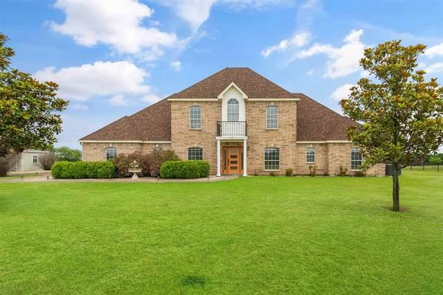 5756 Texas Trail, Mckinney, TX 75071 (MLS #14580840) :: Real Estate By Design