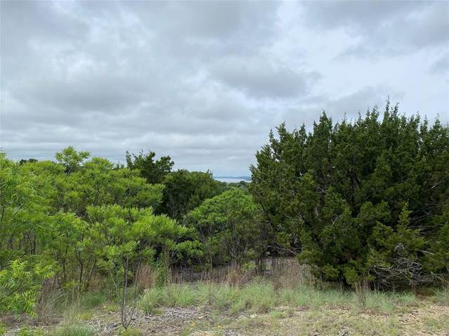Lot 663 Balcones Lane, Possum Kingdom Lake, TX 76449 (MLS #14580853) :: Real Estate By Design