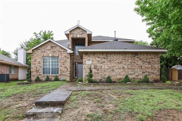 1000 Greenbriar Lane, Mckinney, TX 75069 (MLS #14580868) :: Real Estate By Design