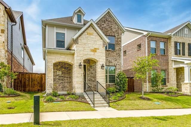 1816 Roundtree Circle W, Aledo, TX 76008 (MLS #14580900) :: Real Estate By Design