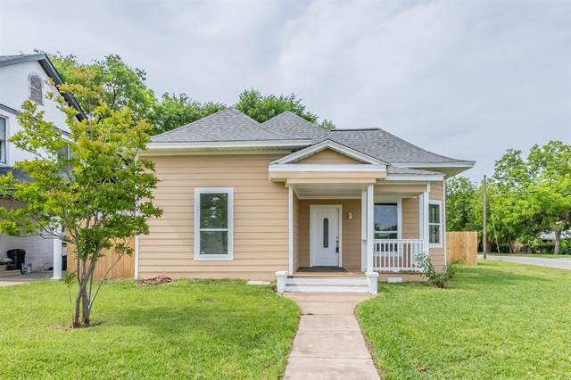 901 W Woodard Street, Denison, TX 75020 (MLS #14580963) :: All Cities USA Realty