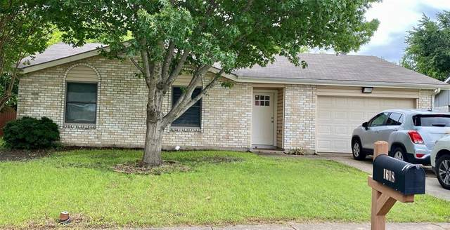 1618 Novel Place, Garland, TX 75040 (MLS #14581054) :: Real Estate By Design